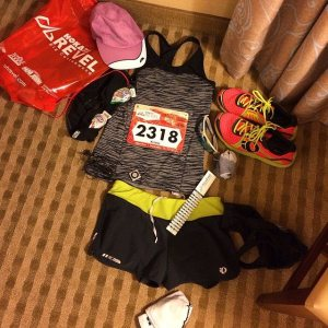 2014 Big Cottonwood Marathon Kit