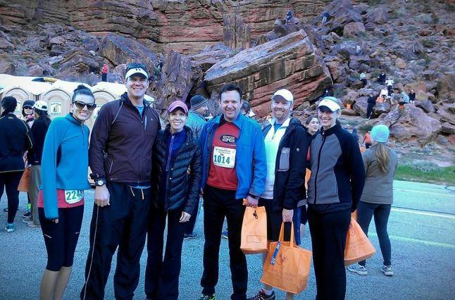 Moab Canyonlands Half Marathon 2014