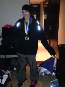 Post Boston Marathon 2015