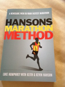 The Hanson Marathon Method Book