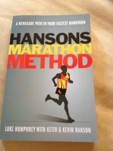 The Hanson Marathon Method Book