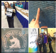 2016 Boston Marathon Expo
