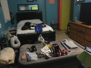 Sleeping accommodations
